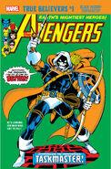 True Believers Black Widow - Taskmaster Vol 1 1