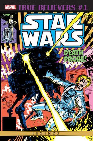 True Believers Star Wars - Death Probe Vol 1 1.jpg