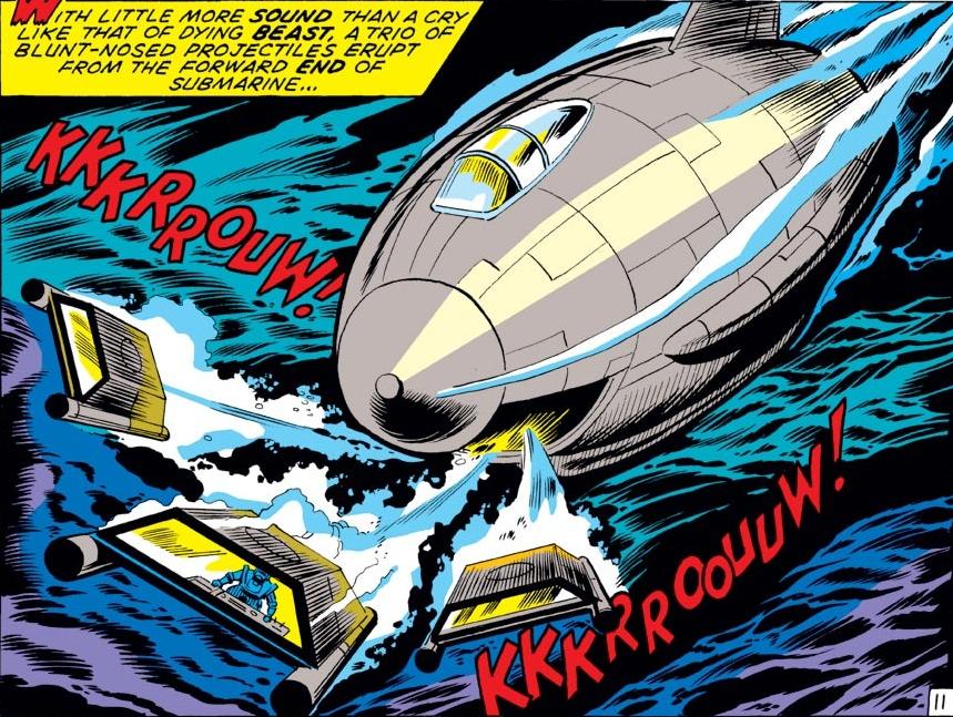White Dragon's Submarine