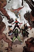 A-Force Vol 1 3 Textless