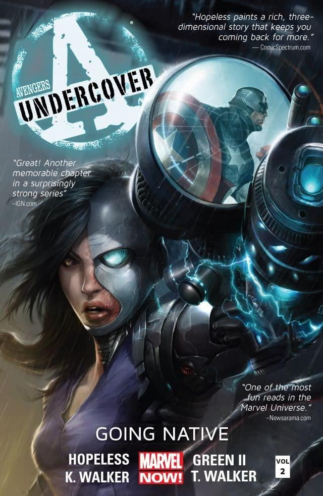 Avengers Undercover TPB Vol 1 2: Going Native