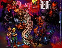 Blade Vampire Hunter Vol 1 1.5