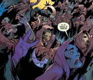 Brethren of the Forgotten Flame (Earth-616) from Guardians of the Galaxy Vol 6 14 001
