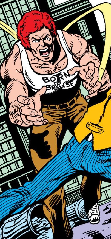 Bruiser (Bronx) (Earth-616)