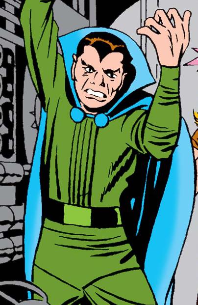 Carlo Strange (Earth-616)