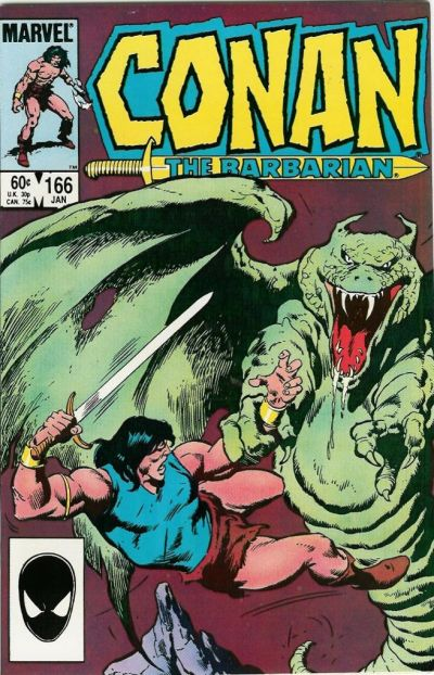Conan the Barbarian Vol 1 166