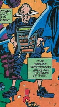 Cosmic Comptroller (Earth-9047)