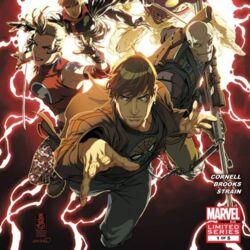 Dark Reign: Young Avengers Vol 1 1