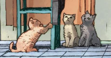 Figaro (Cat) (Earth-616)