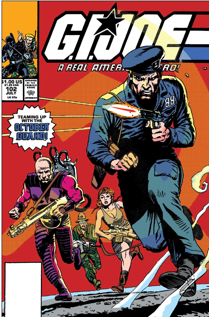 G.I. Joe: A Real American Hero Vol 1 102