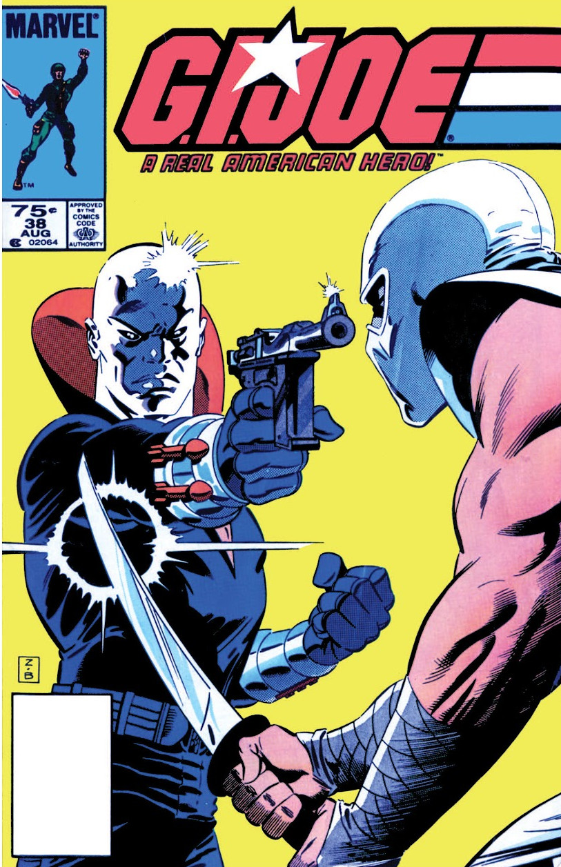 G.I. Joe: A Real American Hero Vol 1 38