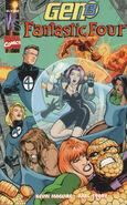 Gen¹³ Fantastic Four Vol 1 1