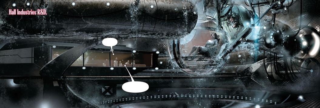 Hall Industries (Earth-616)