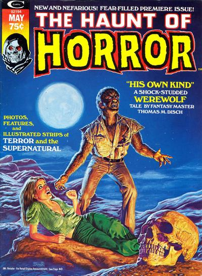 Haunt of Horror Vol 2