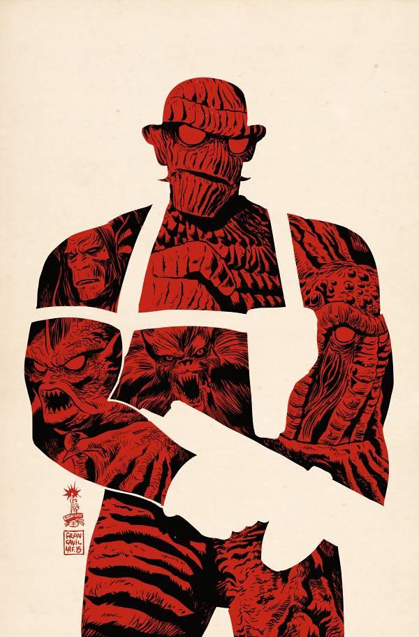 Howling Commandos of S.H.I.E.L.D. Vol 1 2 Francavilla Variant Textless.jpg