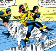 Jean Grey (Earth-616) from X-Men Vol 1 2 0002