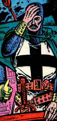 John O'Dare (Earth-616)