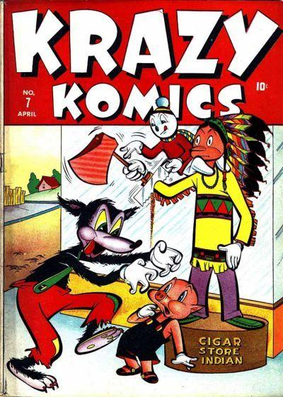 Krazy Komics Vol 1 7
