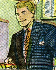 Lance Brant (Earth-616)/Gallery