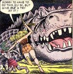 Thing (Creature) (Earth-616)