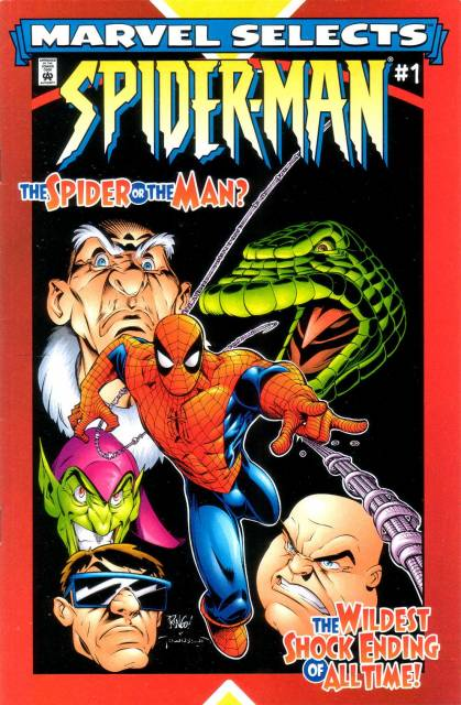 Marvel Selects: Spider-Man Vol 1