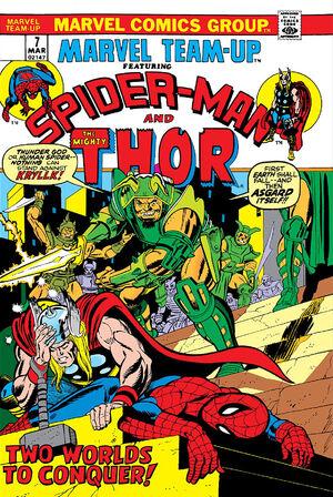 Marvel Team-Up # 7
