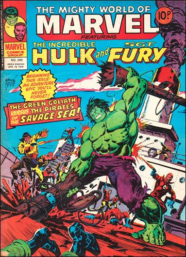 Mighty World of Marvel Vol 1 290