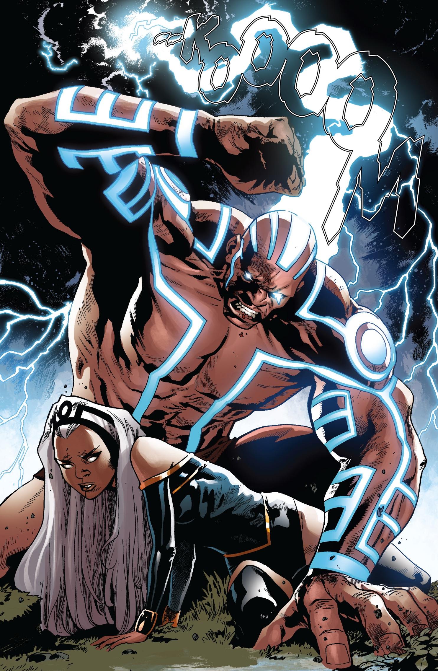 Nezhno Abidemi (Earth-616) and Ororo Munroe (Earth-616) from X-Men Red Vol 1 4 001.jpg