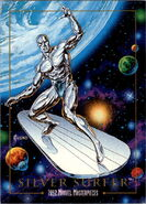 Norrin Radd (Earth-616) from Marvel Masterpieces Trading Cards 1992 0001