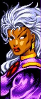 Ororo Munroe (Earth-205117)