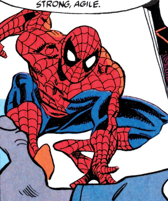 Peter Parker (Earth-928) from Spider-Man 2099 Vol 1 1.jpg