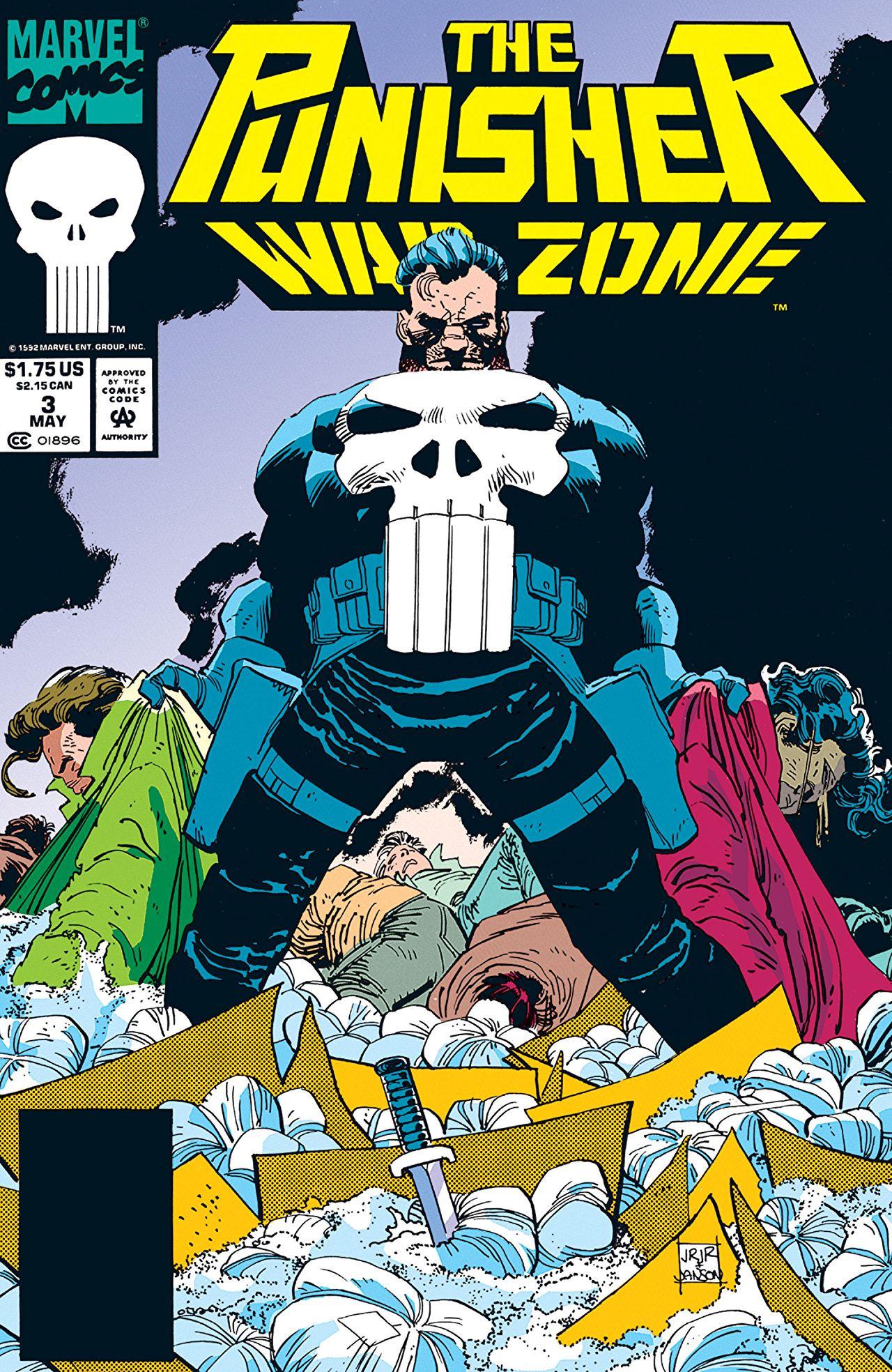 Punisher: War Zone Vol 1 3