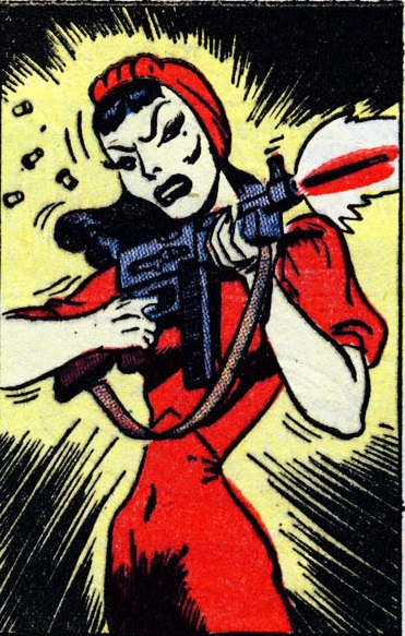 Red Mary (Earth-616)