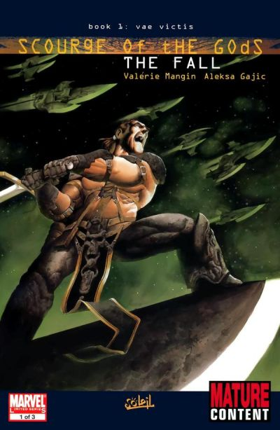 Scourge of the Gods: The Fall Vol 1 1