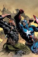 Secret Avengers Vol 1 11 Textless