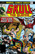 Skull, the Slayer Vol 1 8