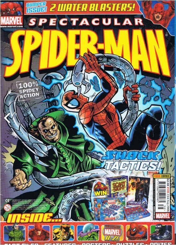 Spectacular Spider-Man (UK) Vol 1 138