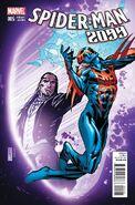 Spider-Man 2099 Vol 2 5 Var Variant