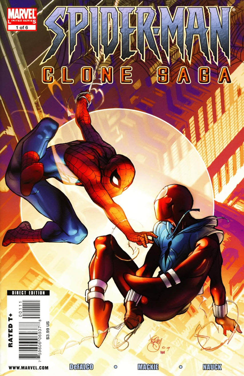 Spider-Man: The Clone Saga Vol 1 1
