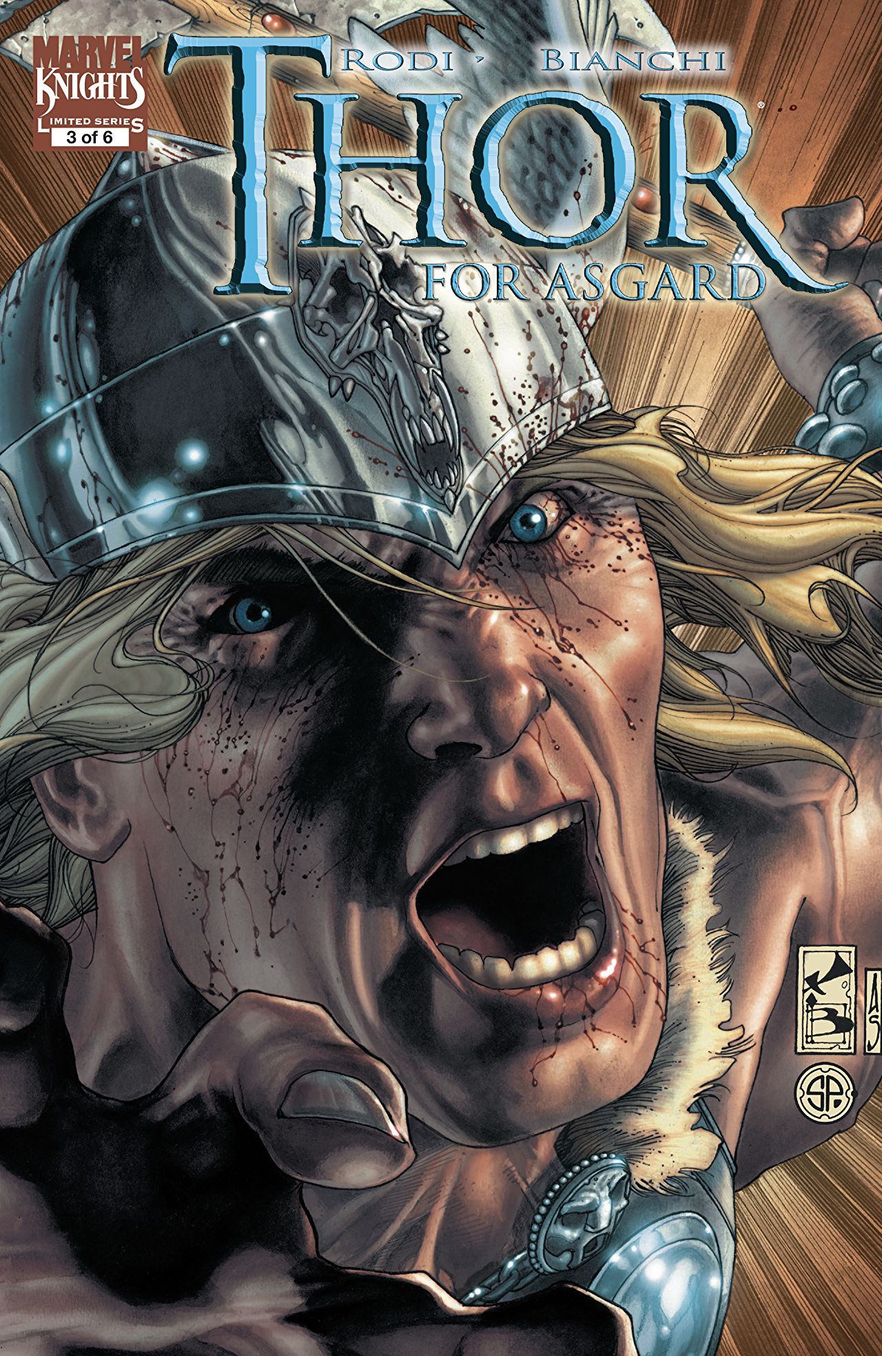 Thor: For Asgard Vol 1 3