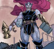 Thor Odinson (Earth-616) from War of the Realms Vol 1 1 001
