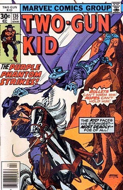 Two-Gun Kid Vol 1 136