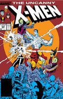 Uncanny X-Men Vol 1 229