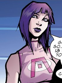 Violet Lightner (Earth-616)