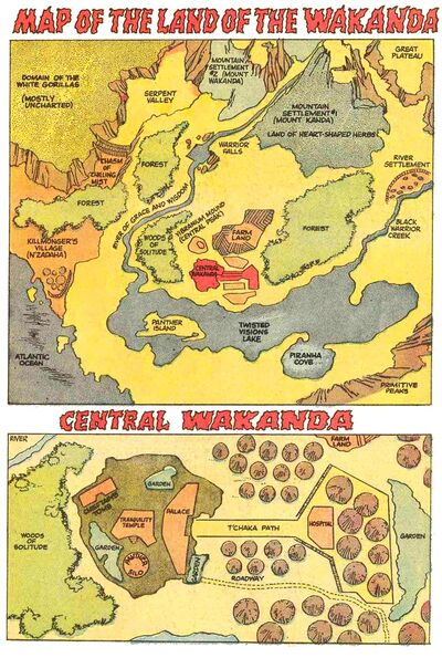 Wakanda from Official Handbook of the Marvel Universe Vol 1 12.jpg