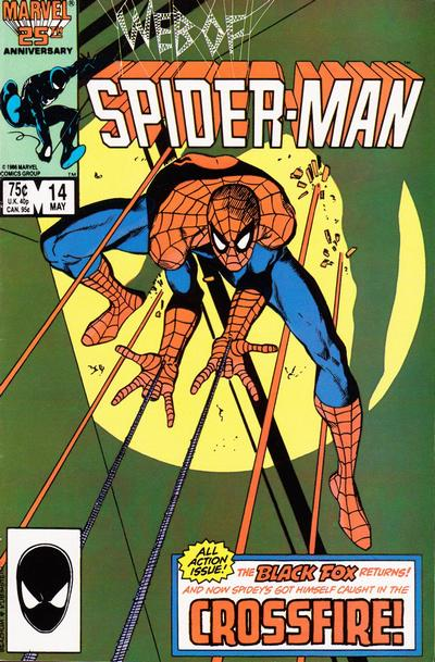Web of Spider-Man Vol 1 14