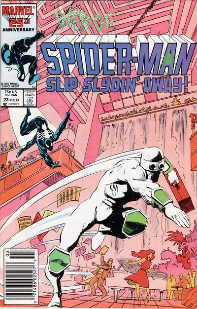Web of Spider-Man Vol 1 23