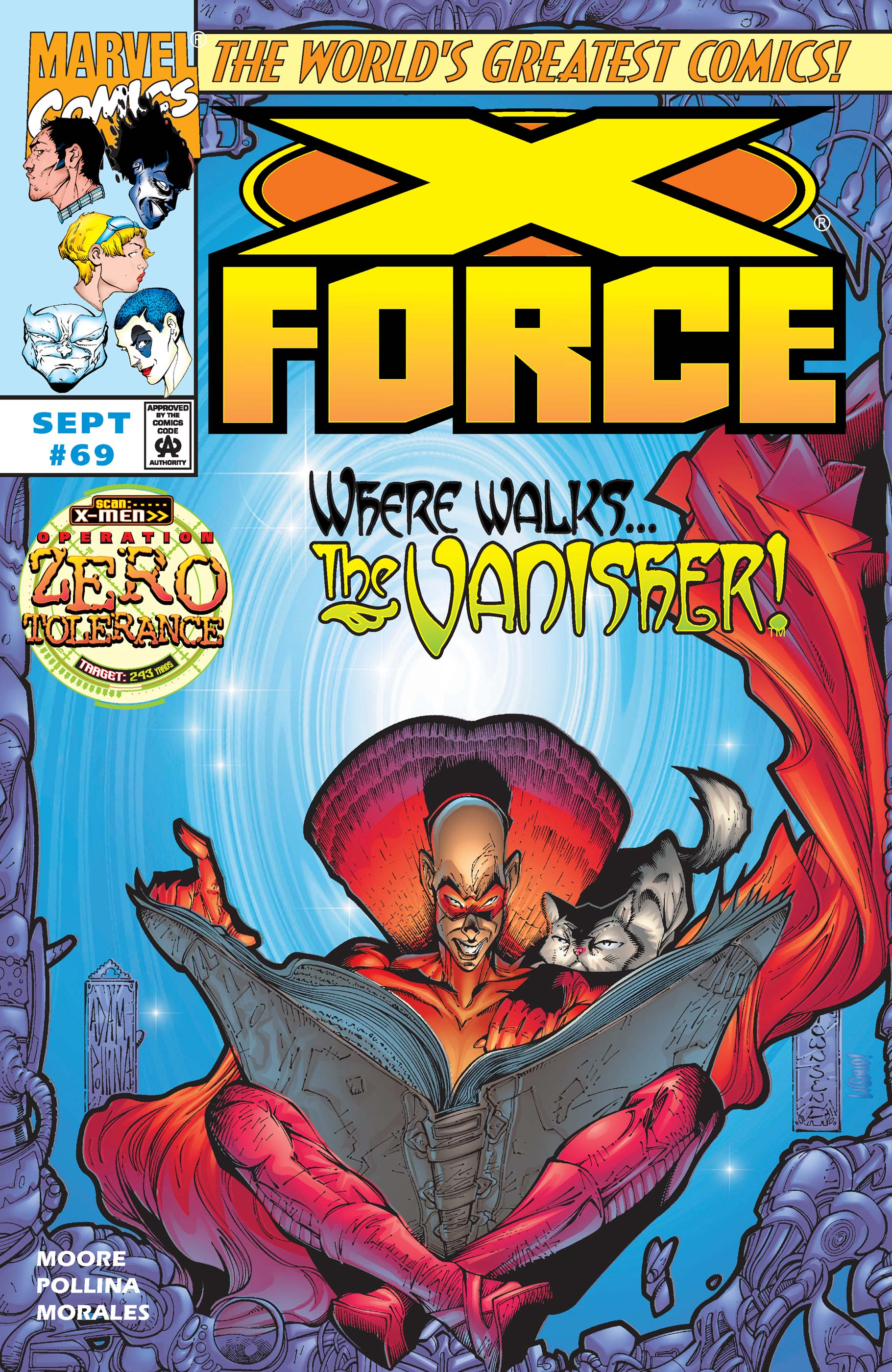 X-Force Vol 1 69