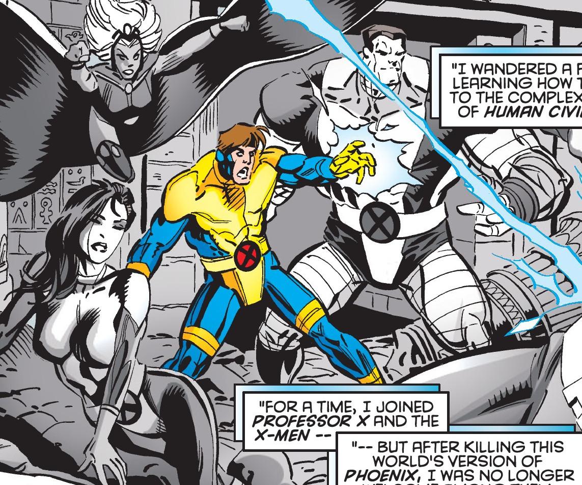 X-Men (Earth-9921)