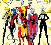 X-Men (Female) (Mojoverse)